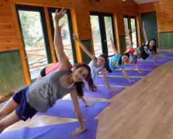 CAMP OFF SITE YOGA